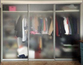 Встроенный шкаф купе в спальню ул трофимова