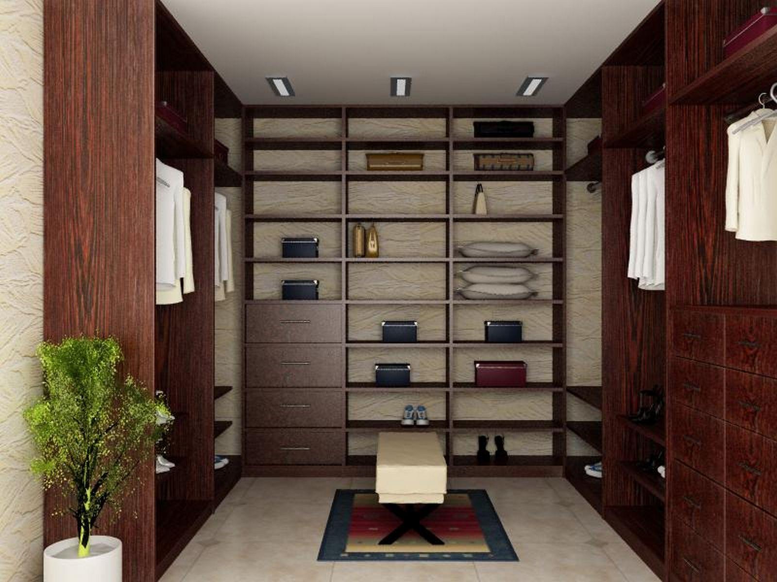 """Гардеробная комната """"milan"""" на заказ в новокузнецке ask - вы."""