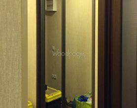 Встроенный шкаф купе с зеркалом Олимпийская деревня