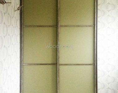 Встроенный шкаф на заказ в детскую комнату Александрово