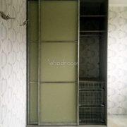 Встроенный шкаф купе в детскую комнату Александрово