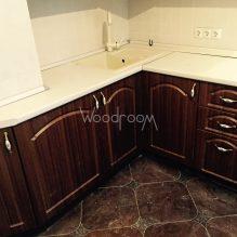 Угловая кухня, ул.Смольная, 86000р.