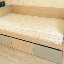 Кровать в детскую комнату, ул.Фестивальная, 64000р.