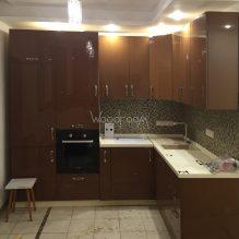 Угловая кухня в Балашихе, 152000р.