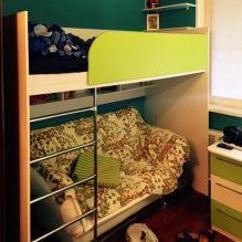 кровать в детскую комнату, Вашавское шоссе