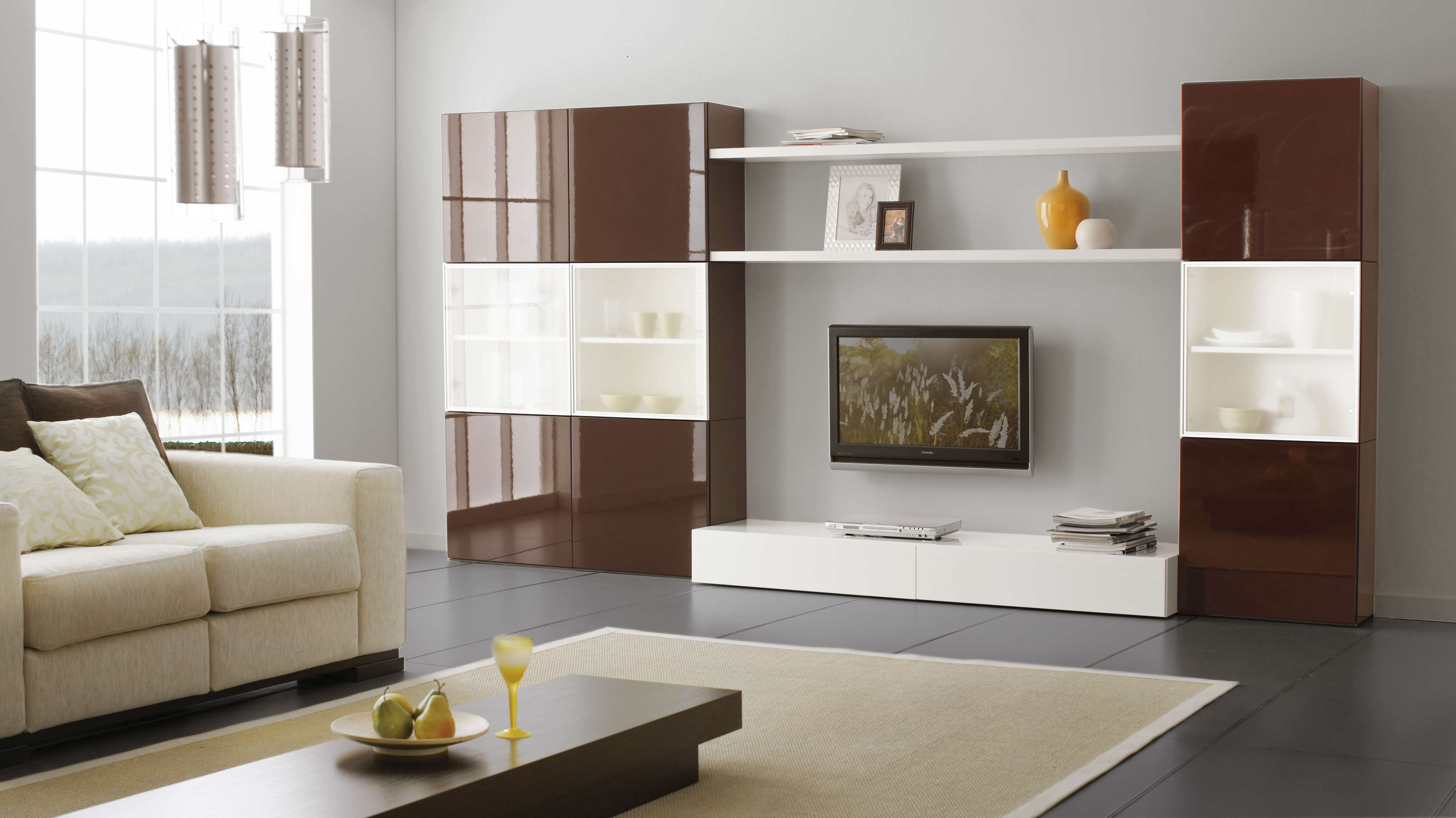 Мебель в гостиную в минске на заказ. фото современной мебели.