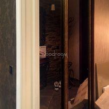 Встроенный шкаф купе на заказ с зеркалами ксеньинский переулок