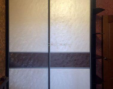 Корпусный шкаф на заказ с пвх плёнкой ул. Луганская