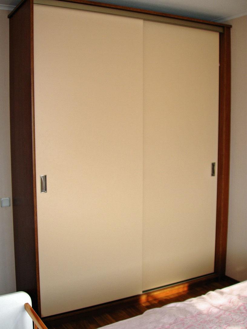 Шкафы купе эконом класса woodroom.