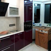 Кухня, г.Видное ул.Берёзовая, 220000р. (без столешницы)